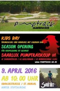 Soulrider Pumptrack Opening 2016